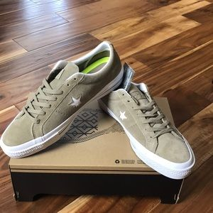 Converse Cons Ox Suede Leather Sneakers Sz 10 Mens